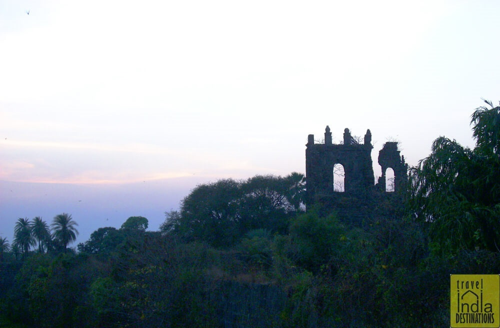 Vasai Fort Structure Ruins