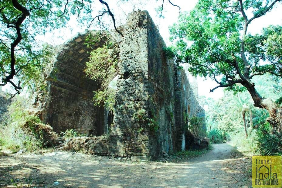 Vasai Fort Structure