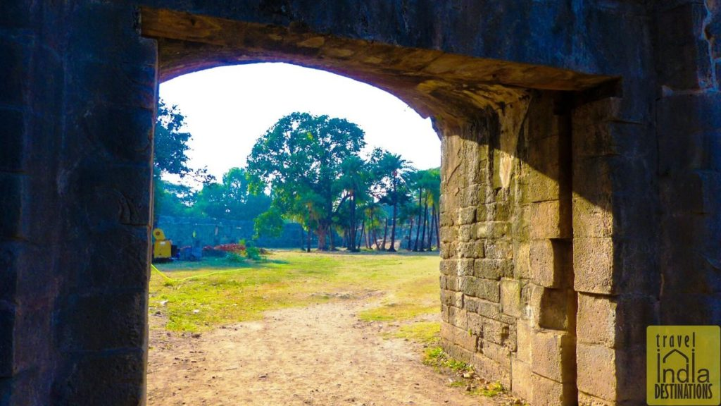 Fortified Town Area Vasai Fort