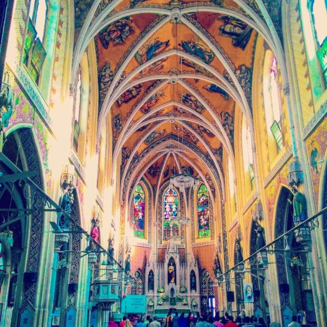 Holy Name Cathedral Mumbai church cathedral mumbai mumbailife photography photogramhellip