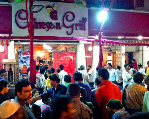 Chinese and Grill Mumbai
