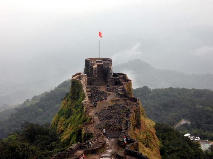 Pratapgadh Fort Afzal Tower