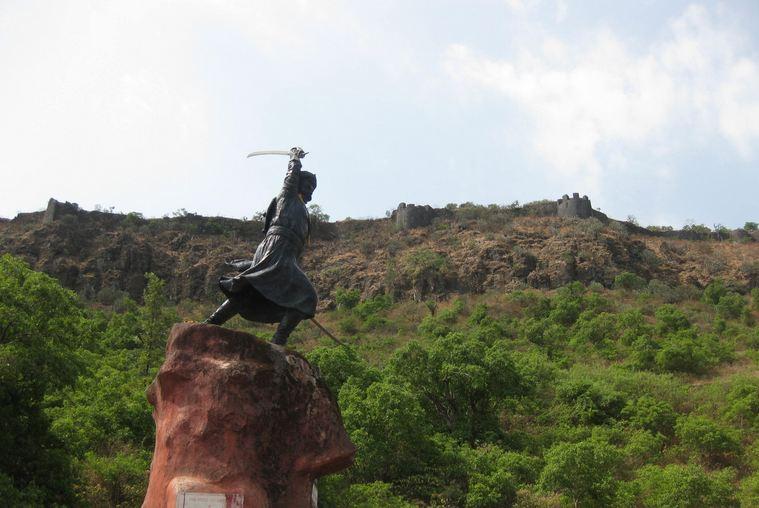 Purandar Fort Maharashtra
