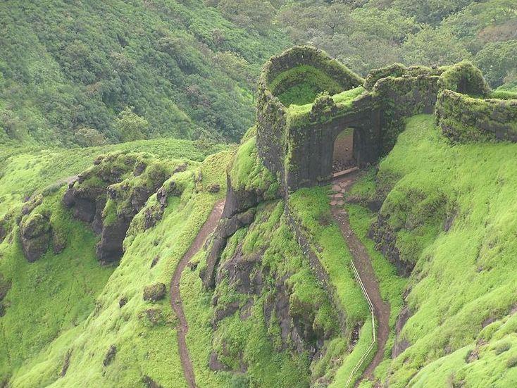 Raigad Fort Maharashtra