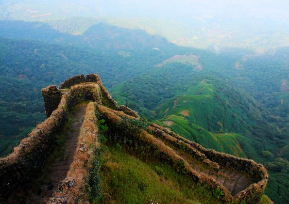 Rajgad Fort Maharashtra