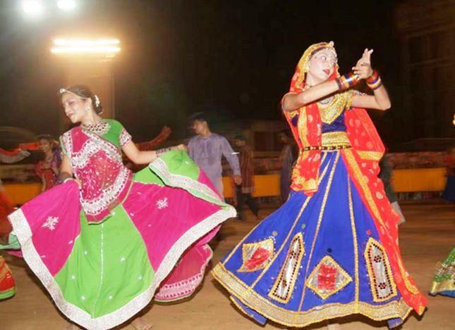Maa Shakti Garba Godhra Gujarat