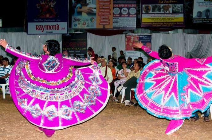 Maa Shakti Navratri Godhra Gujarat
