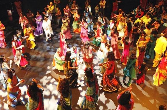 United Way Garba Vadodara