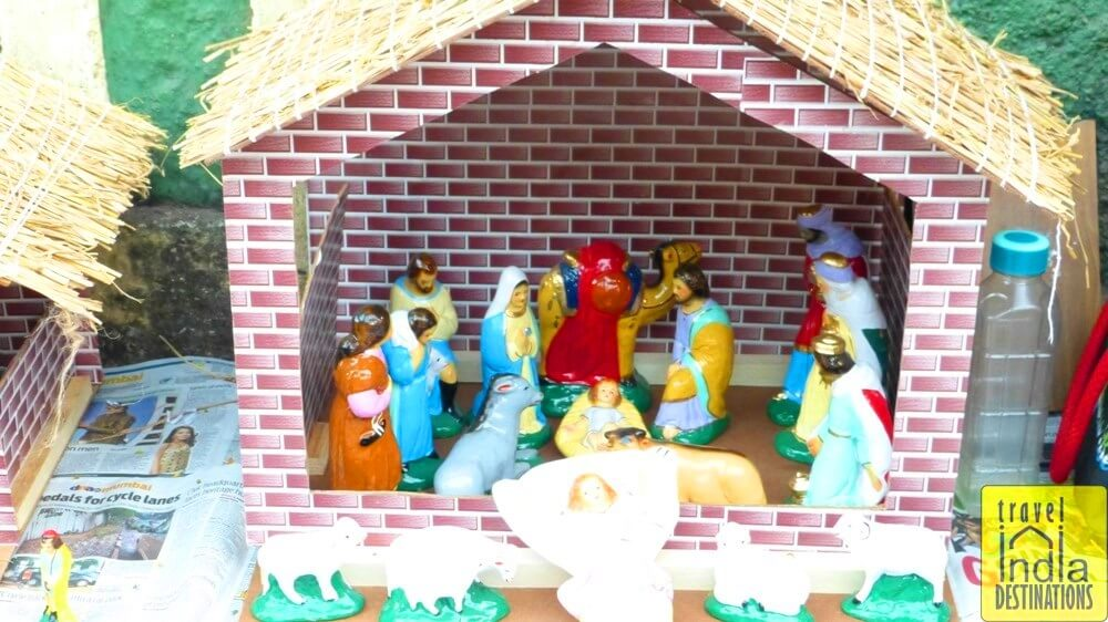 Christmas Crib for Sale