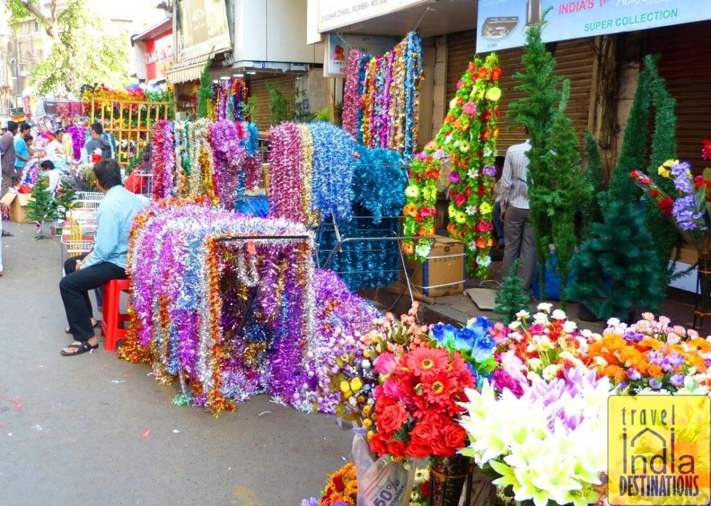 Christmas Shopping In Mumbai