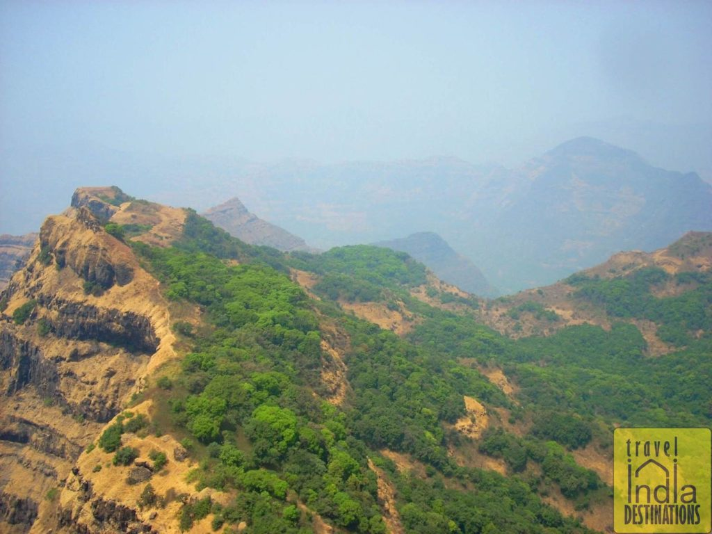 Mountains in Mahabaleshwar