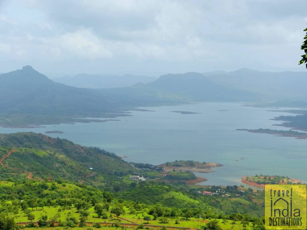 Pavana Lake in Lonavala