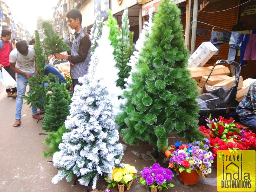 Roadside Christmas Tree Dealers