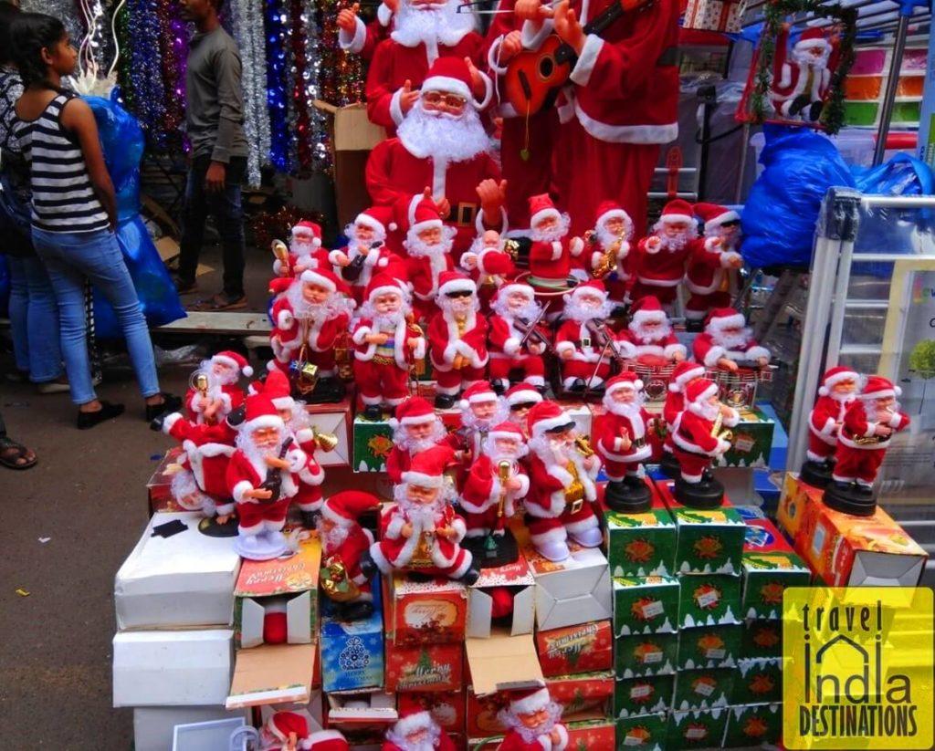 Santa Claus Toys