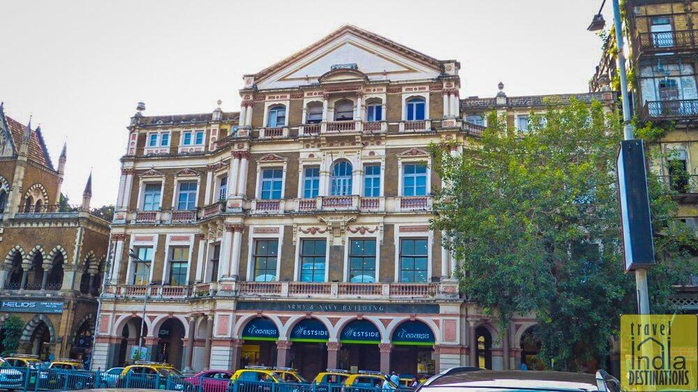 Army Navy Building Kala Ghoda Mumbai