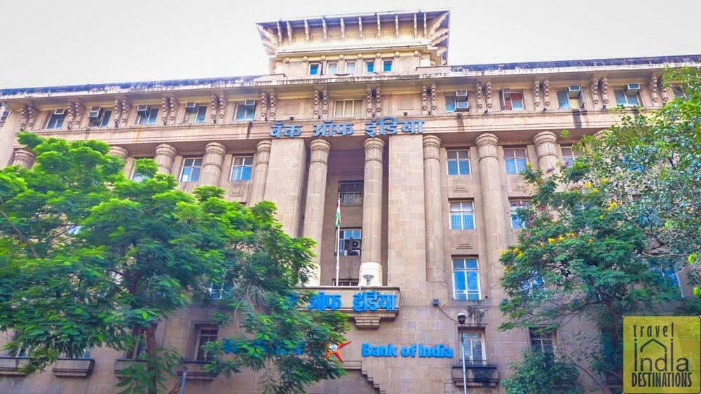 Bank of India Mumbai HQ