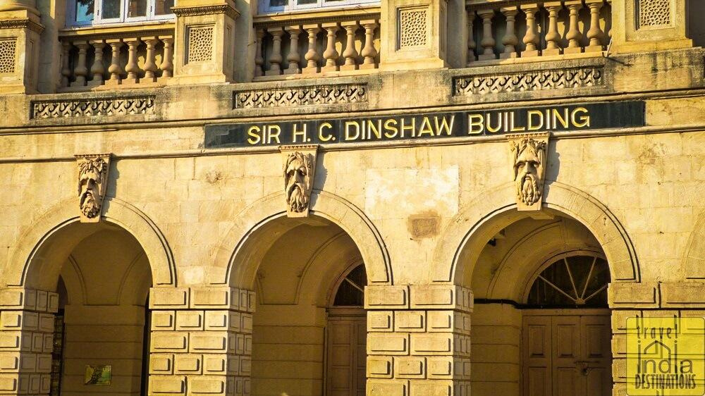 HC Dinshaw Building Mumbai