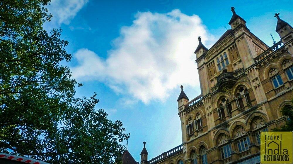 Elphinstone College Building Mumbai