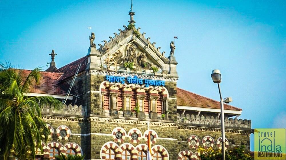 Maharashtra Police Headquarters Mumbai