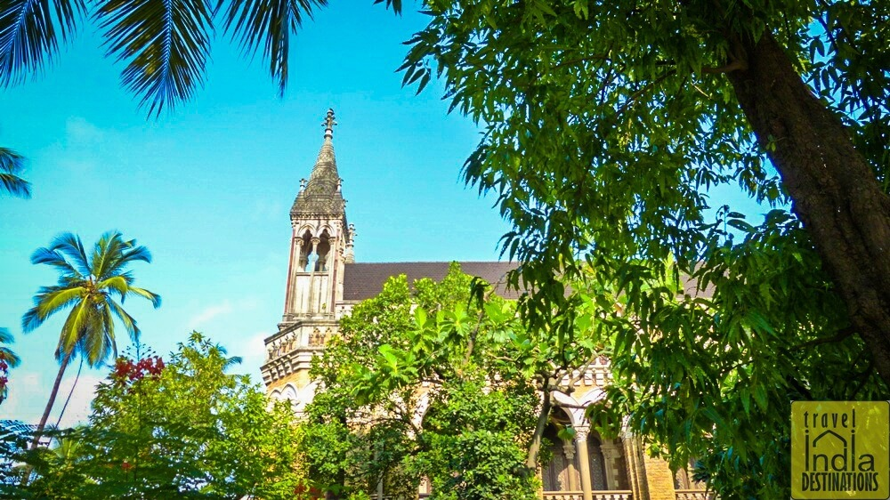Mumbai University Building