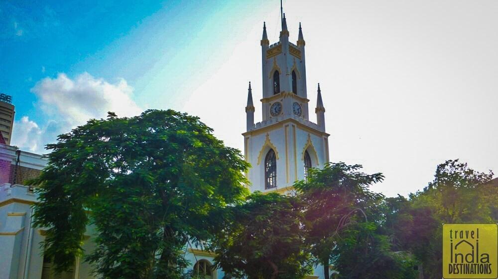 St Thomas Cathedral Church Mumbai