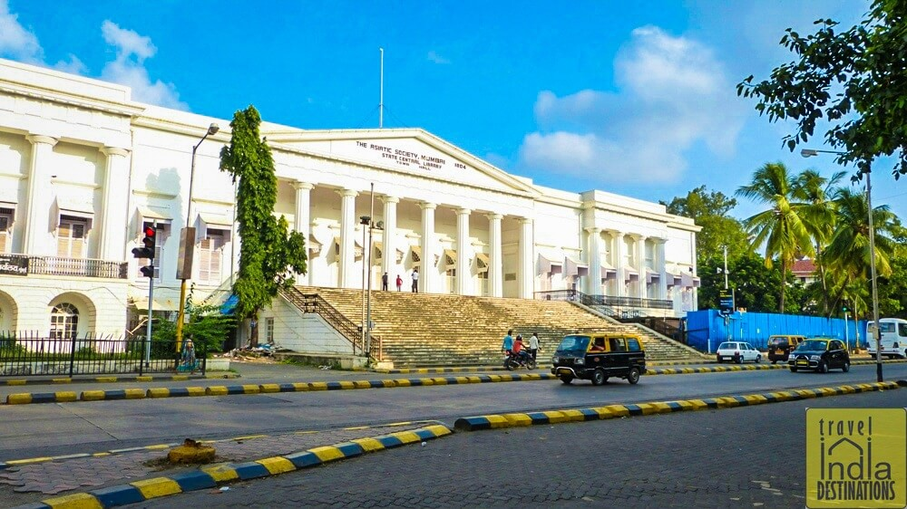 Asiatic Library Full View