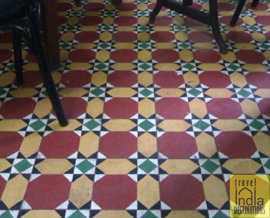 The Classic Floor Tiles