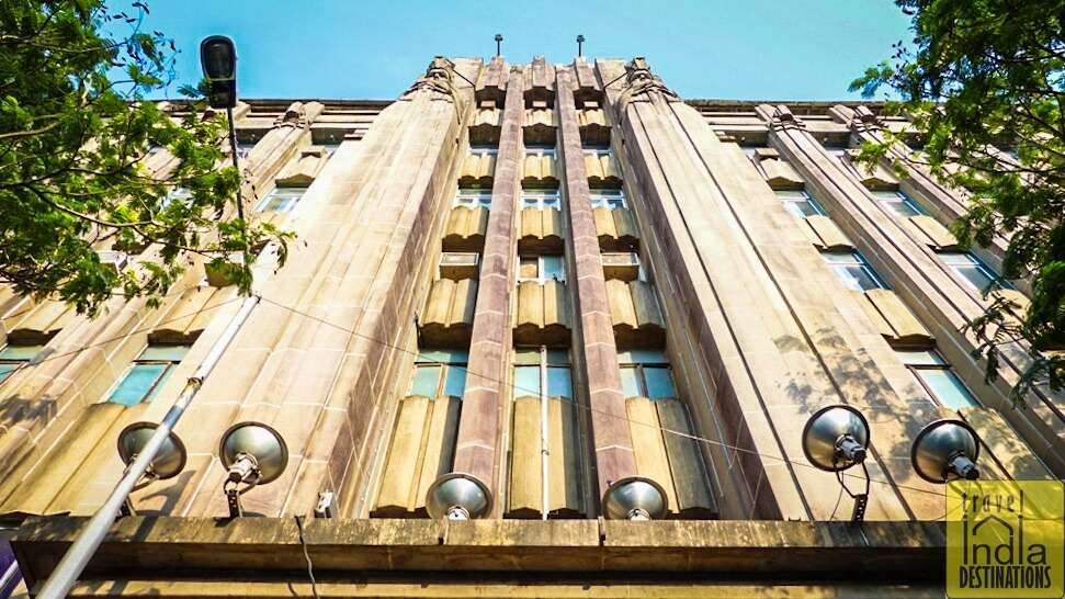 The New India Assurance Building Fort Mumbai