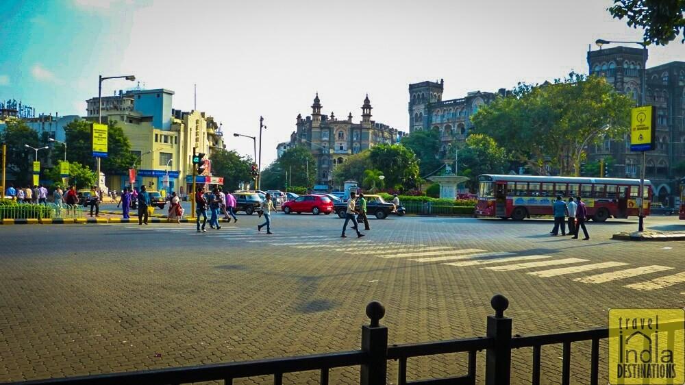 Regal Circle Mumbai