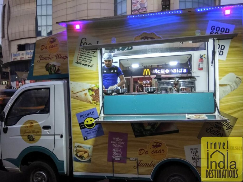 A Frankie Food Truck