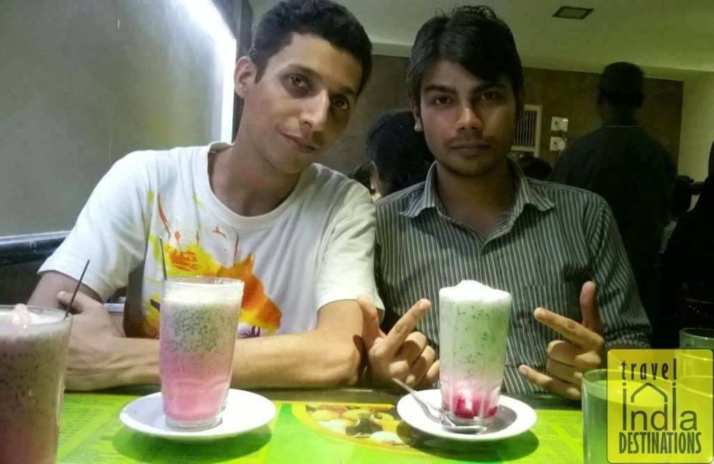 Royal Falooda at Badshah