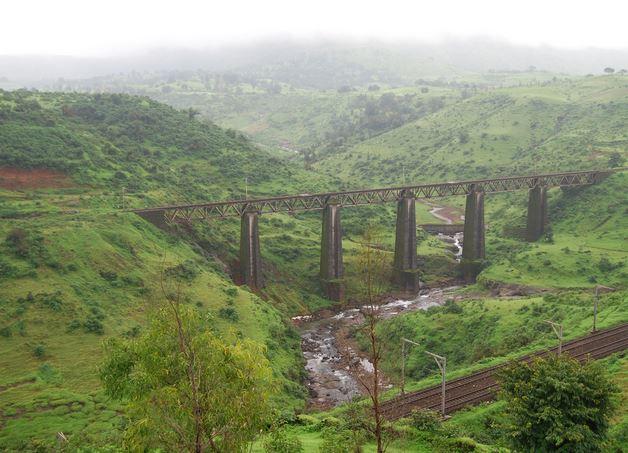 Igatpuri Kasara Bridge