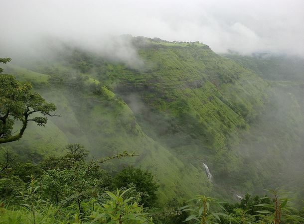 Waterfall in Igatpuri