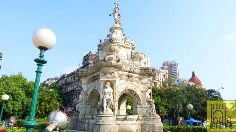 Flora Fountain Churchgate Mumbai
