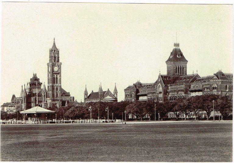 Mumbai High Court, Rajabai Clock Tower, Mumbai University and Sessions Court