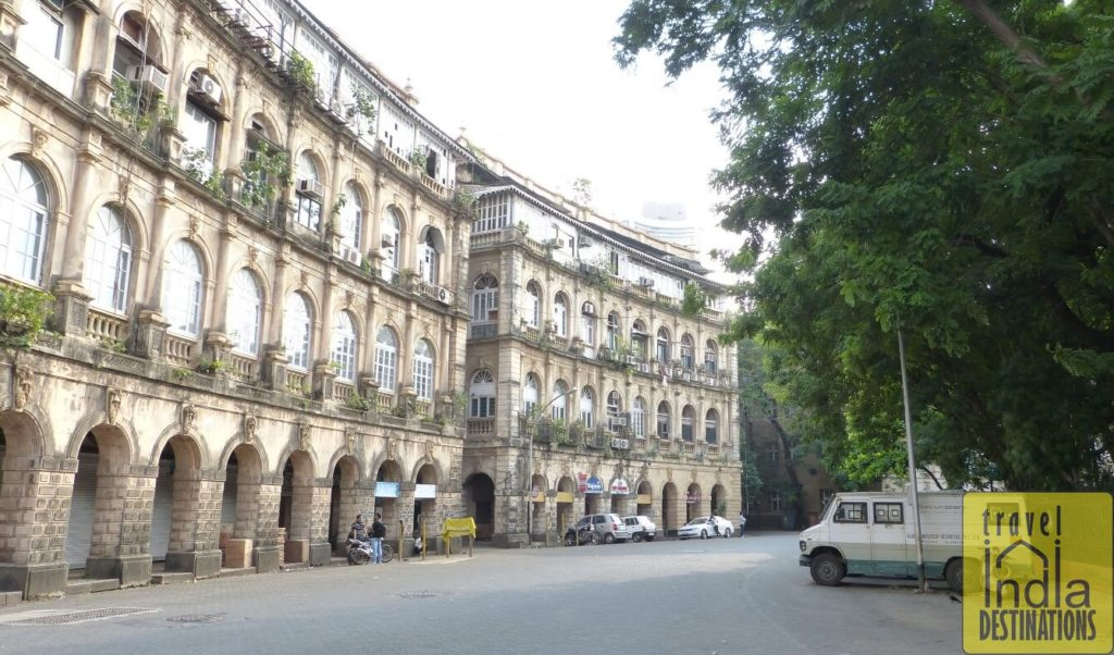 Heritage Buildings at Kala Ghoda