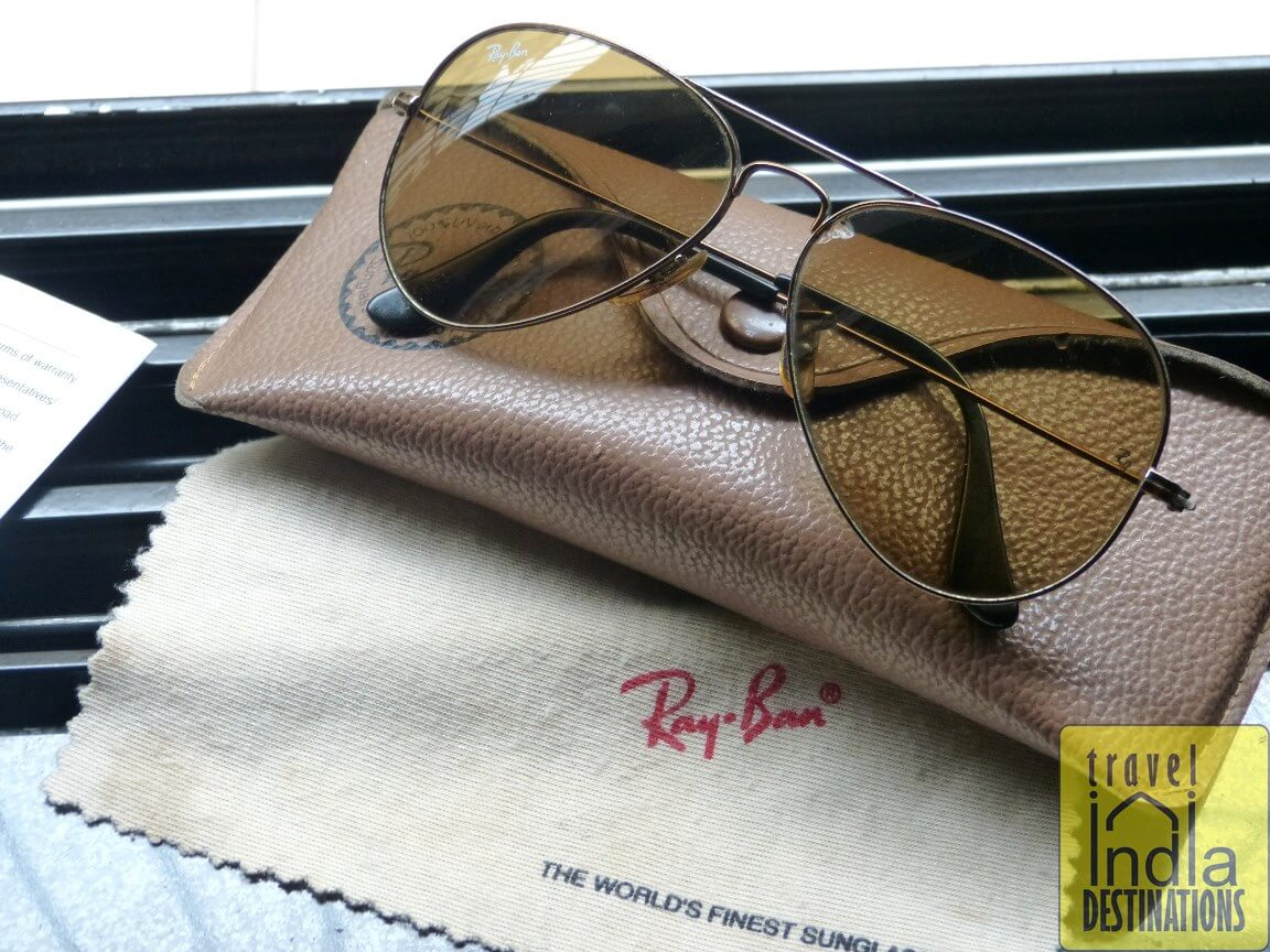My Ray-Ban Sunglasses