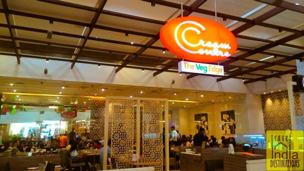 Cream Centre at InOrbit Mall