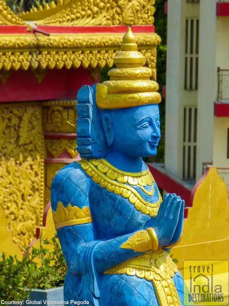 Global Pagoda Bhumi Devata