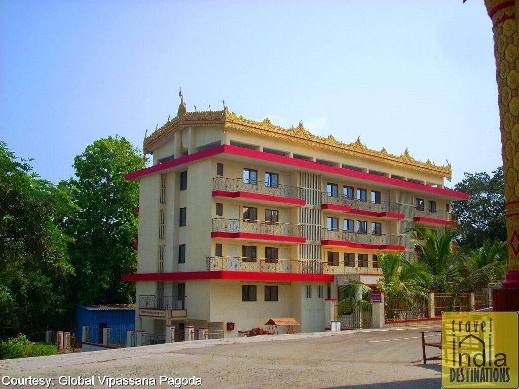 Dhammalaya Global Pagoda