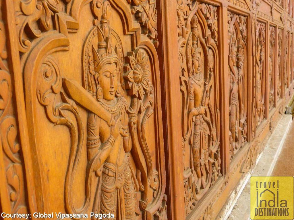 Global Pagoda Gate
