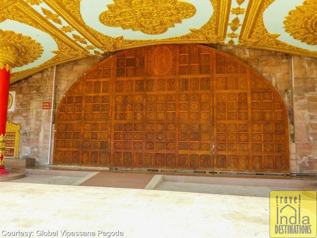 Global Pagoda Door