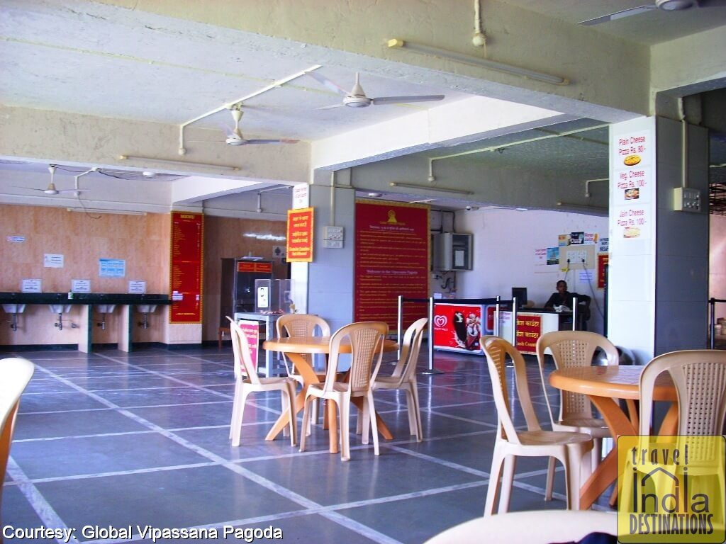 Global Pagoda Food Court