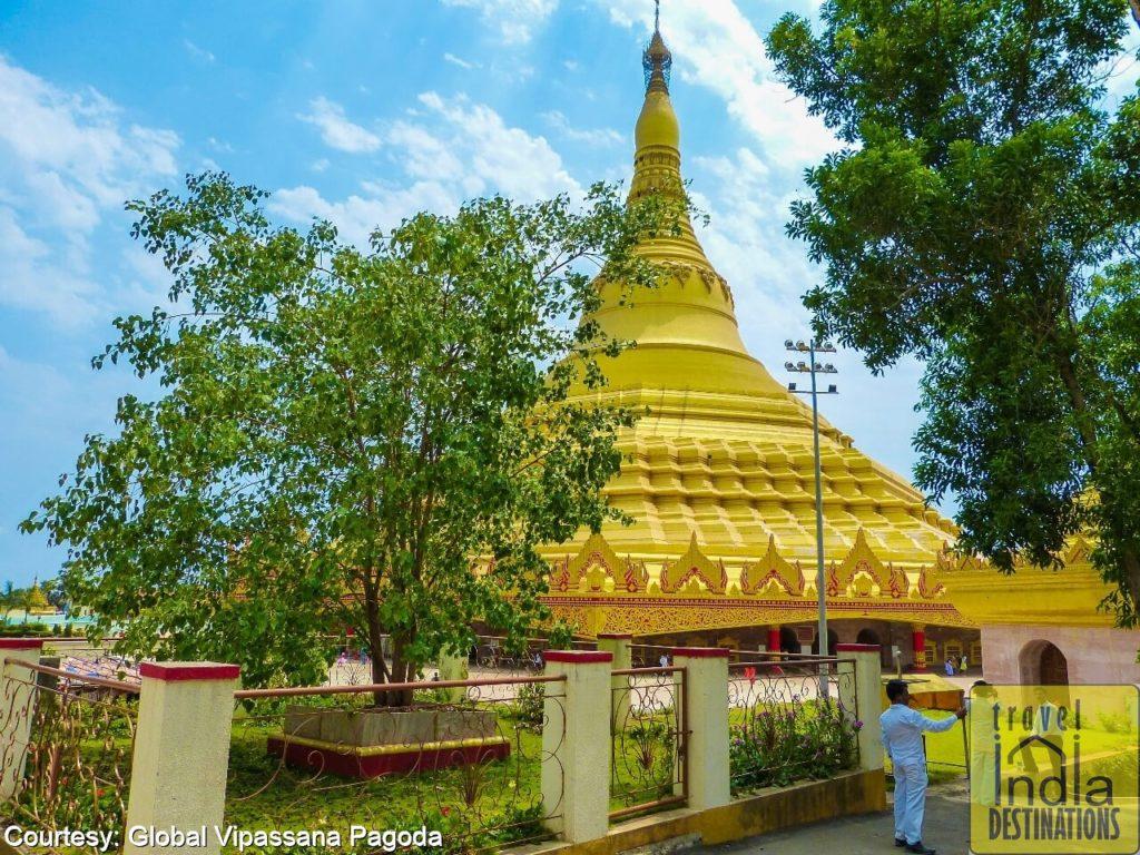 Maha Bodhi Tree Global Pagoda