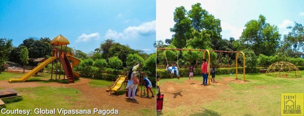 Global Pagoda Kids Area