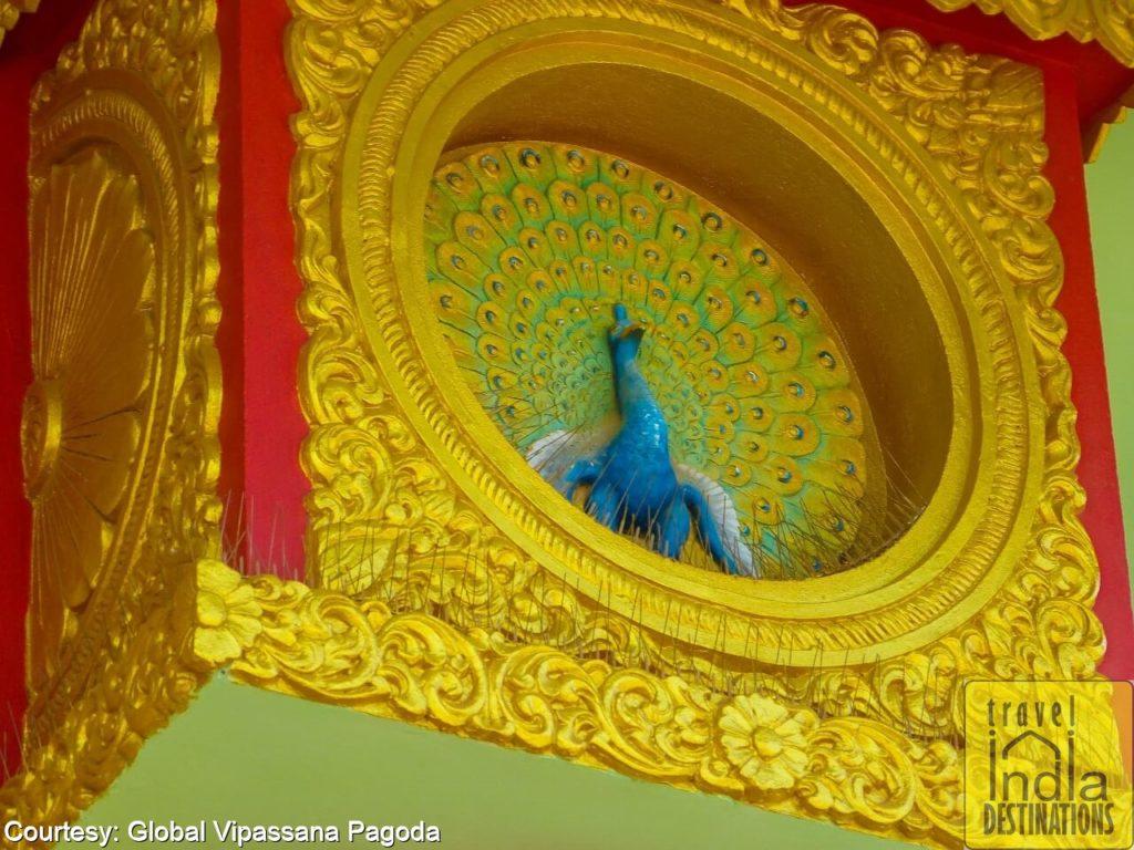 Myanmar Gate Architecture