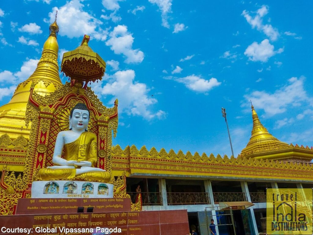 Buddha Statue Global Pagoda