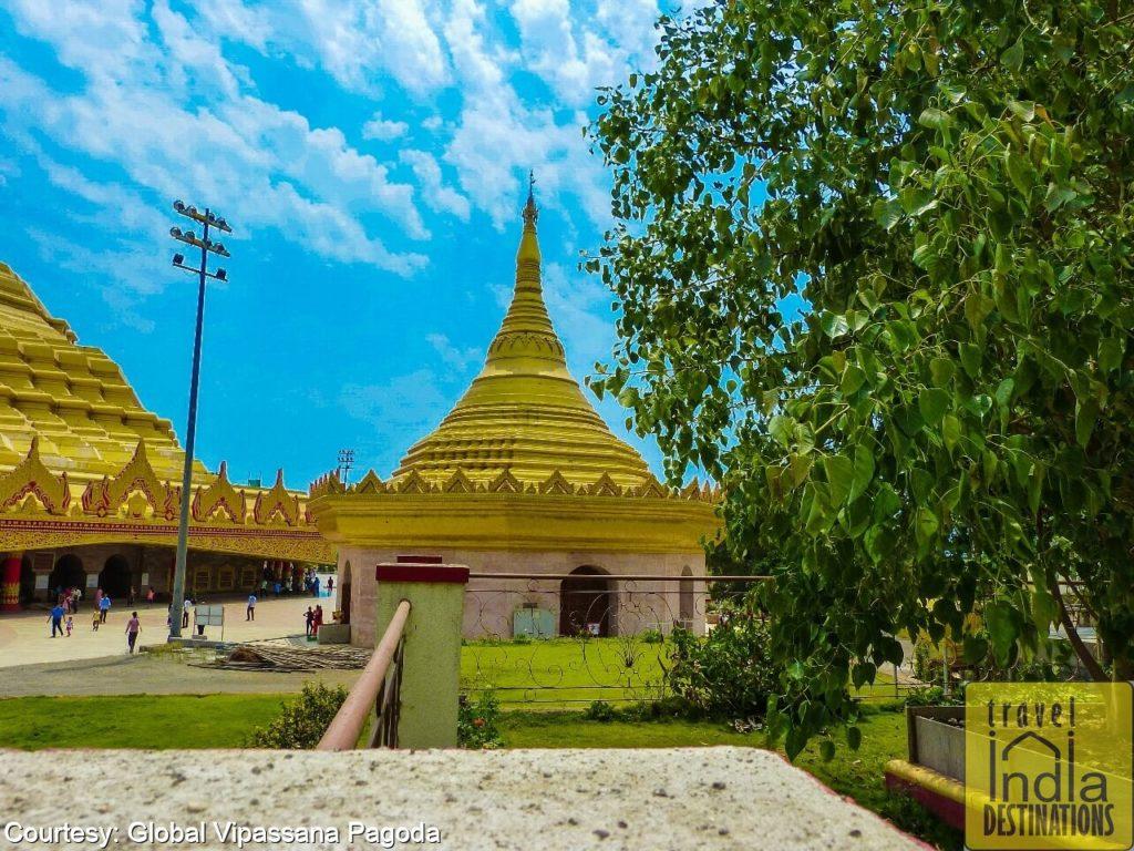 Global Pagoda North Pagoda