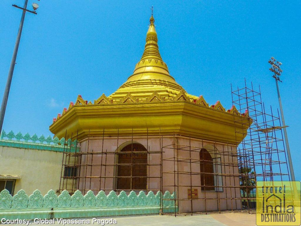 The South Pagoda
