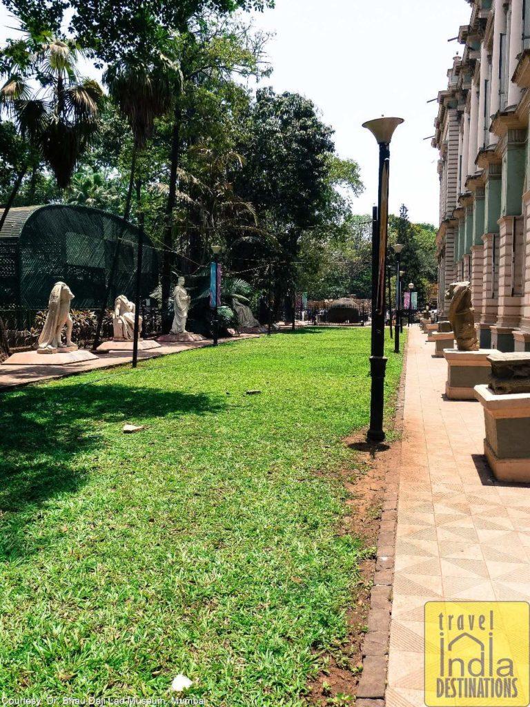 BDL Museum East Garden